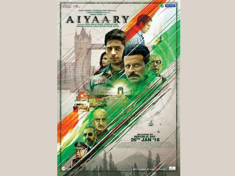Aiyaary 2 Full Movie Watch Online
