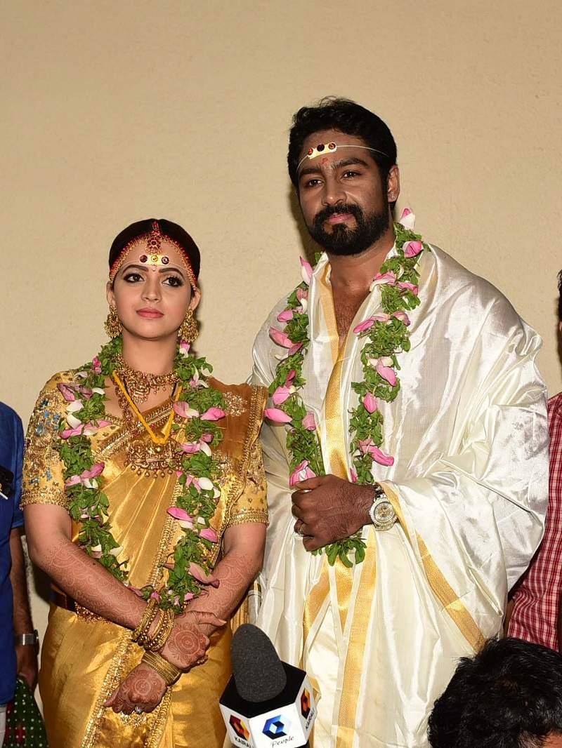 bhavana wedding photos
