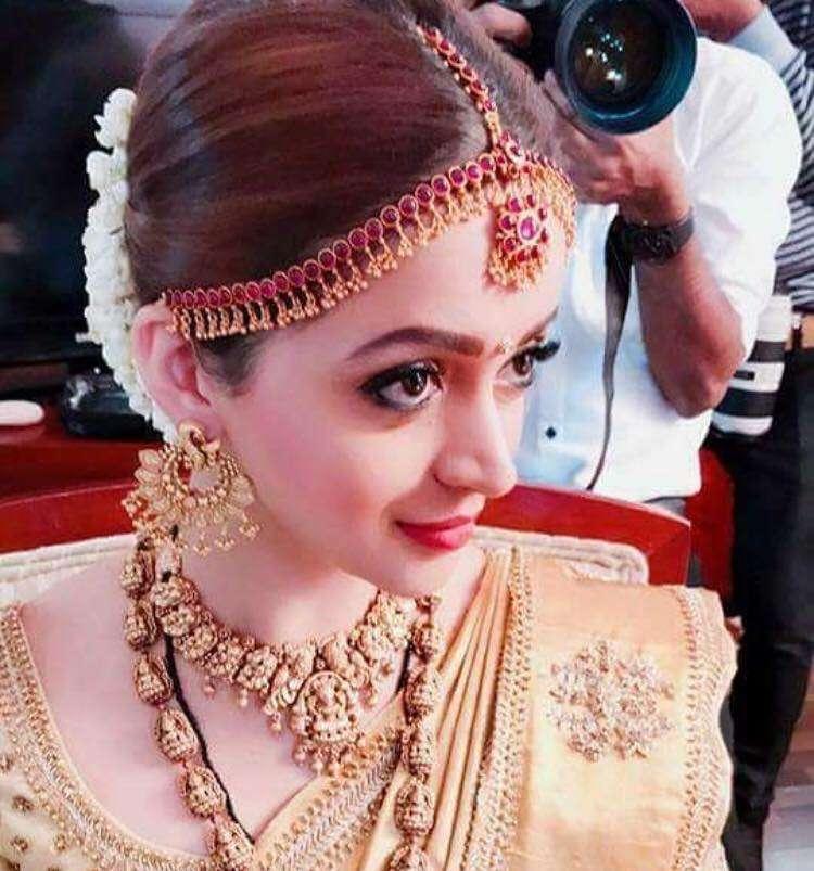 Bhavana Wedding Makeup Artist Off 74
