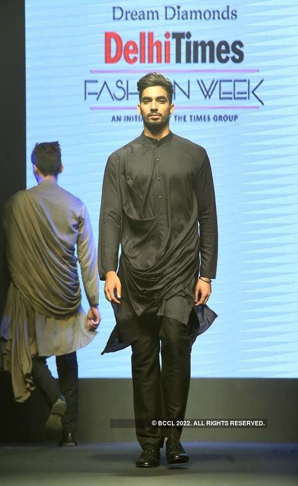 Delhi Times Fashion Week 2018: Sadan Pande