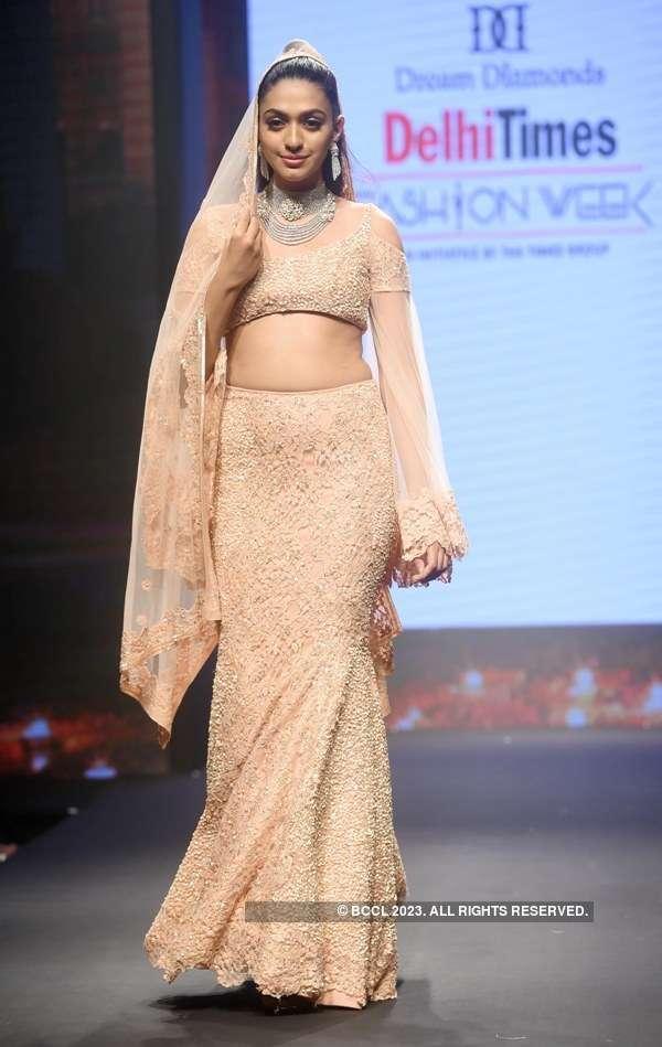 Delhi Times Fashion Week 2018: Neeta Lulla