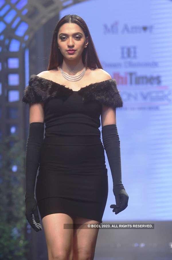 Delhi Times Fashion Week 2018:Dream Diamonds