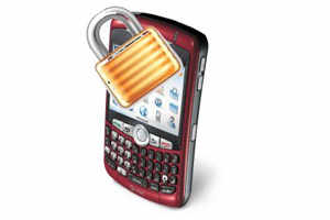 How BlackBerry security works
