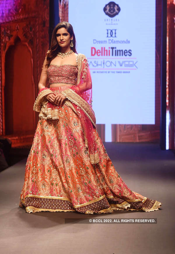 Delhi Times Fashion Week 2018: Meera Muzaffar Ali