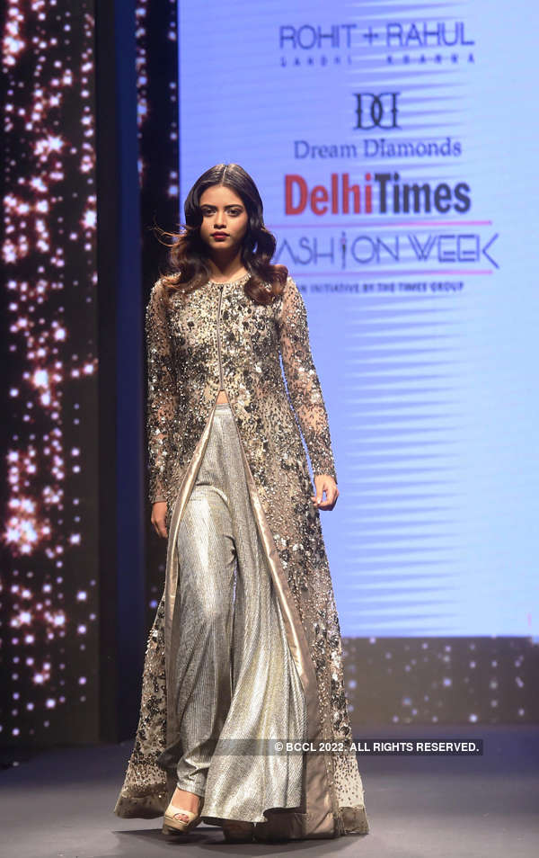Delhi Times Fashion Week 2018: Rohit and Rahul