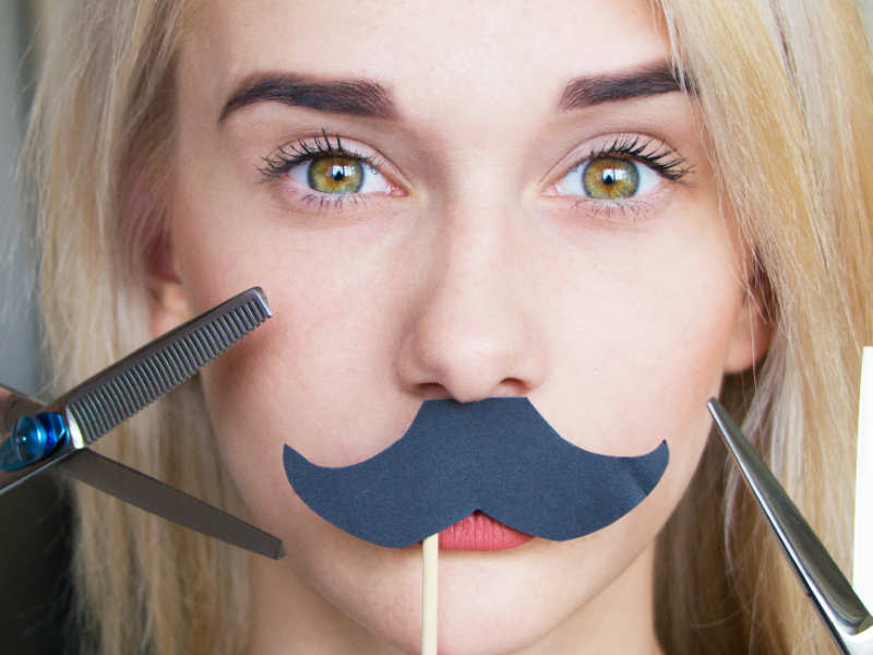 5 Sure Shot Remedies To Get Rid Of Facial Hair The Times Of India