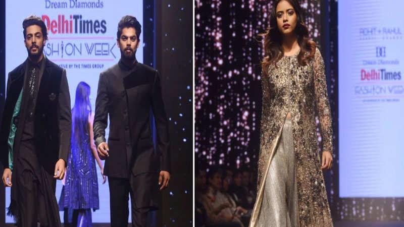 A regal end to Delhi Times Fashion Week