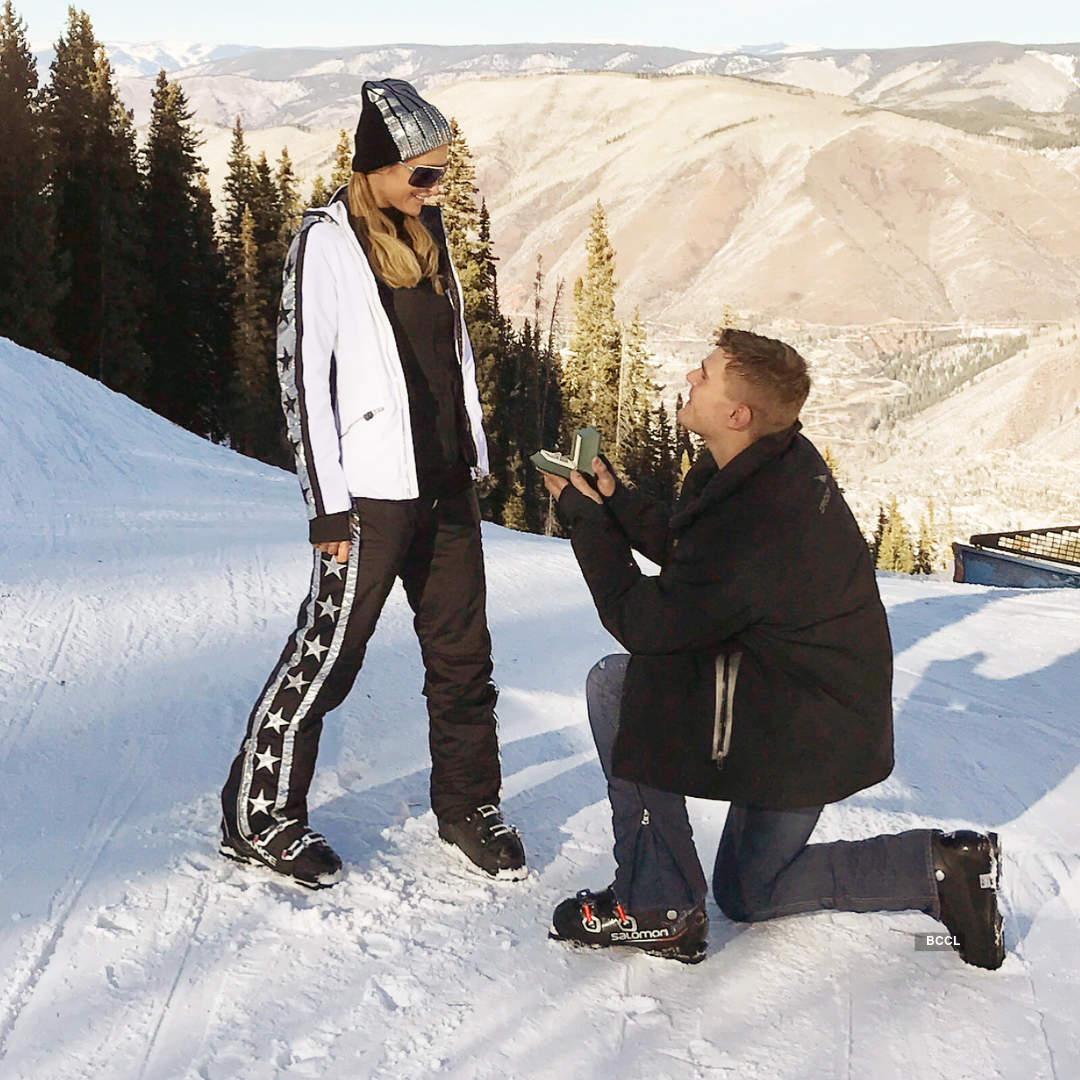 Bold Paris Hilton is all set to tie the knot with fiancé Chris Zylka