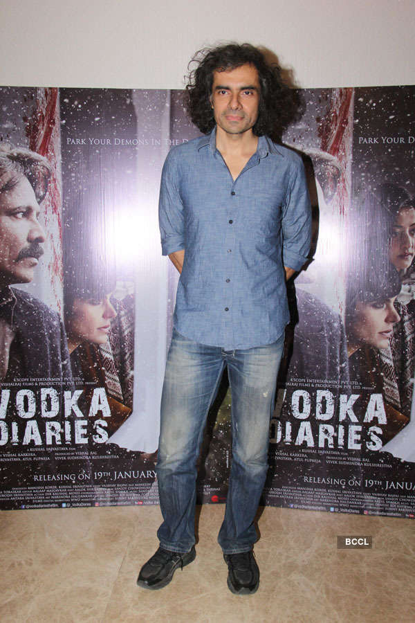 Vodka Diaries: Screening