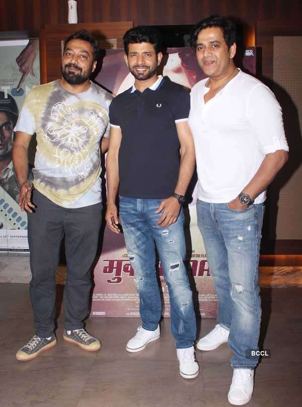 Mukkabaaz: Screening