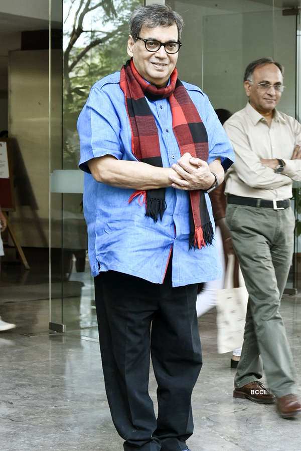 Subhash Ghai's birthday celebration