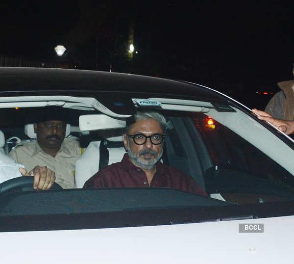 Padmaavat: Screening