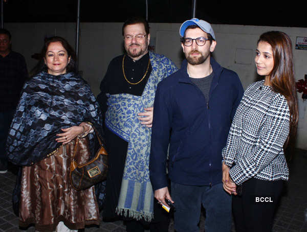 Padmaavat: Screening
