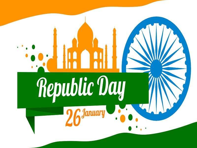 Republic day cards, greeting, pictures
