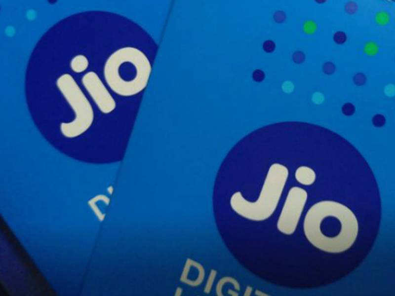 Reliance Jio offering 168GB data at Rs 448 (validity 84 days)