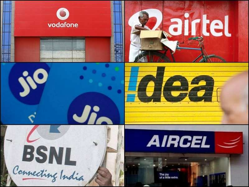 10 plans from Airtel, Reliance Jio, Vodafone and others offering 2GB data per day