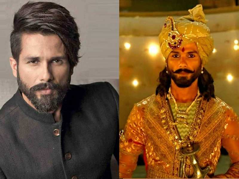 u0026 39 padmaavat u0026 39   shahid kapoor reveals the reason behind him