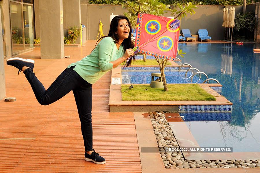 TV actress Ankita Bhargava's photoshoot