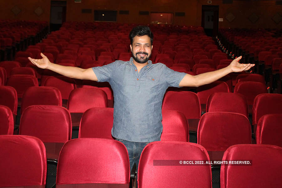 Suvrat Joshi's exclusive photoshoot