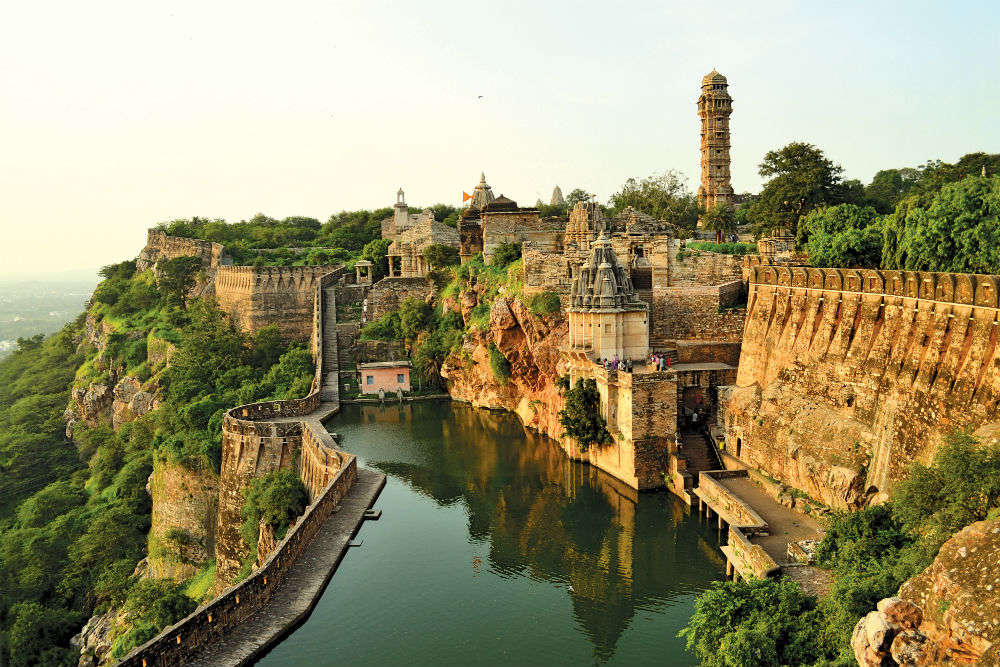Padmaavat's Chittorgarh Fort is so much more of history and grandeur |  Times of India Travel