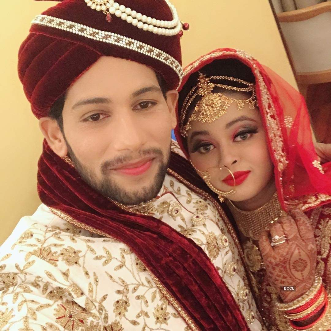TV actor Danish Akhtar Saifi gets hitched