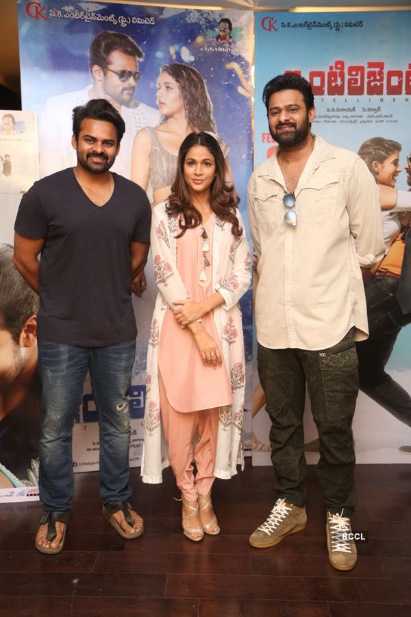 Prabhas launches first song from film 'Intelligent'