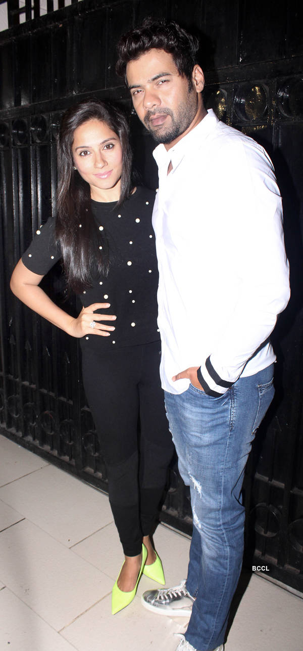Ekta Kapoor's star-studded party