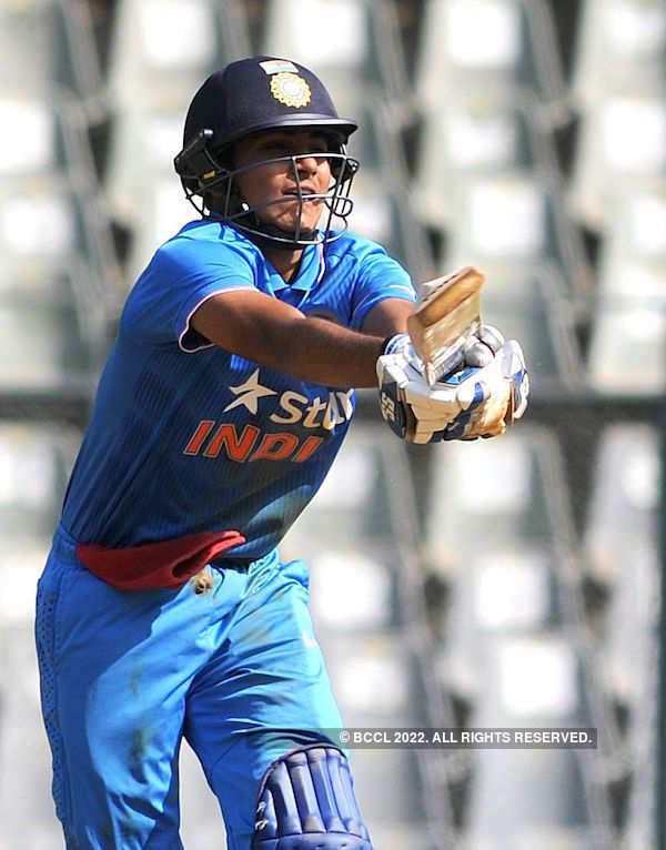 Shubman Gill shows glimpses of Virat