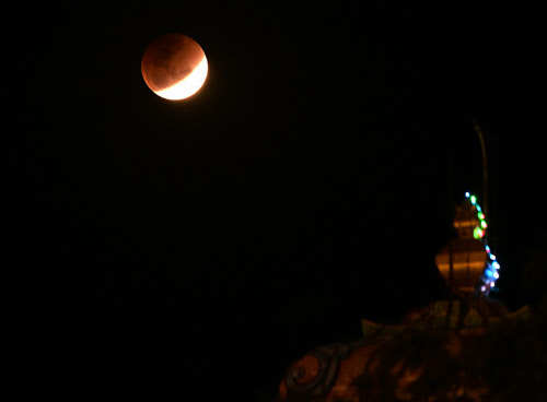 how to watch lunar eclipse tonight