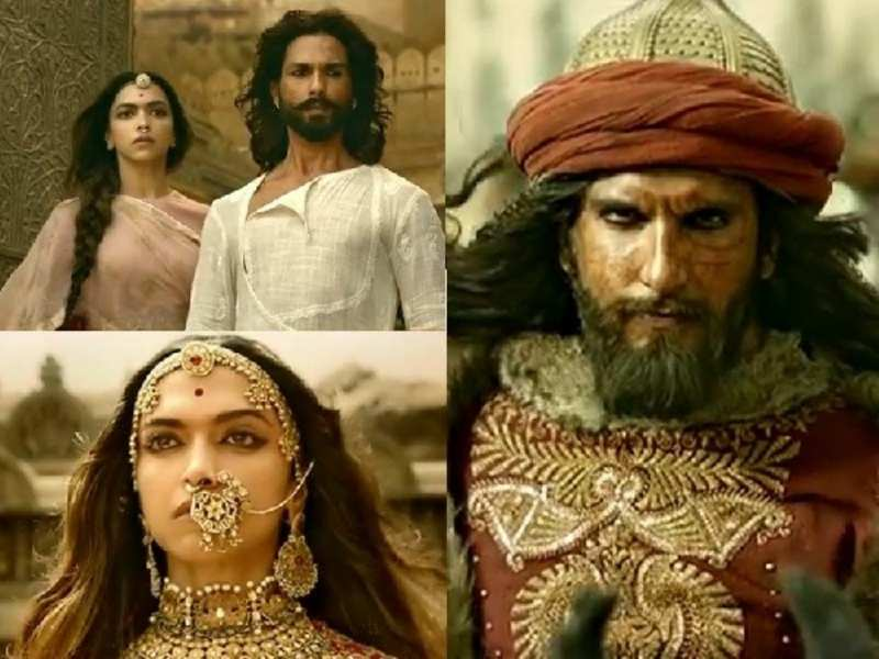 Khatrimaza / Movierulz: Padmavati Full Movie Online Leaked