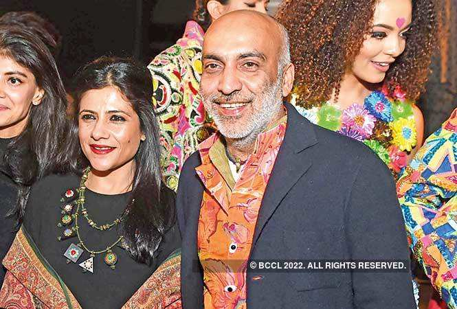 Nift A Reunion Ramp Nostalgia And More At Nift S Alumni Fashion Show Events Movie News Times Of India