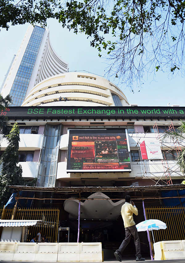 A day after budget, Sensex loses 840 points, Nifty almost 300
