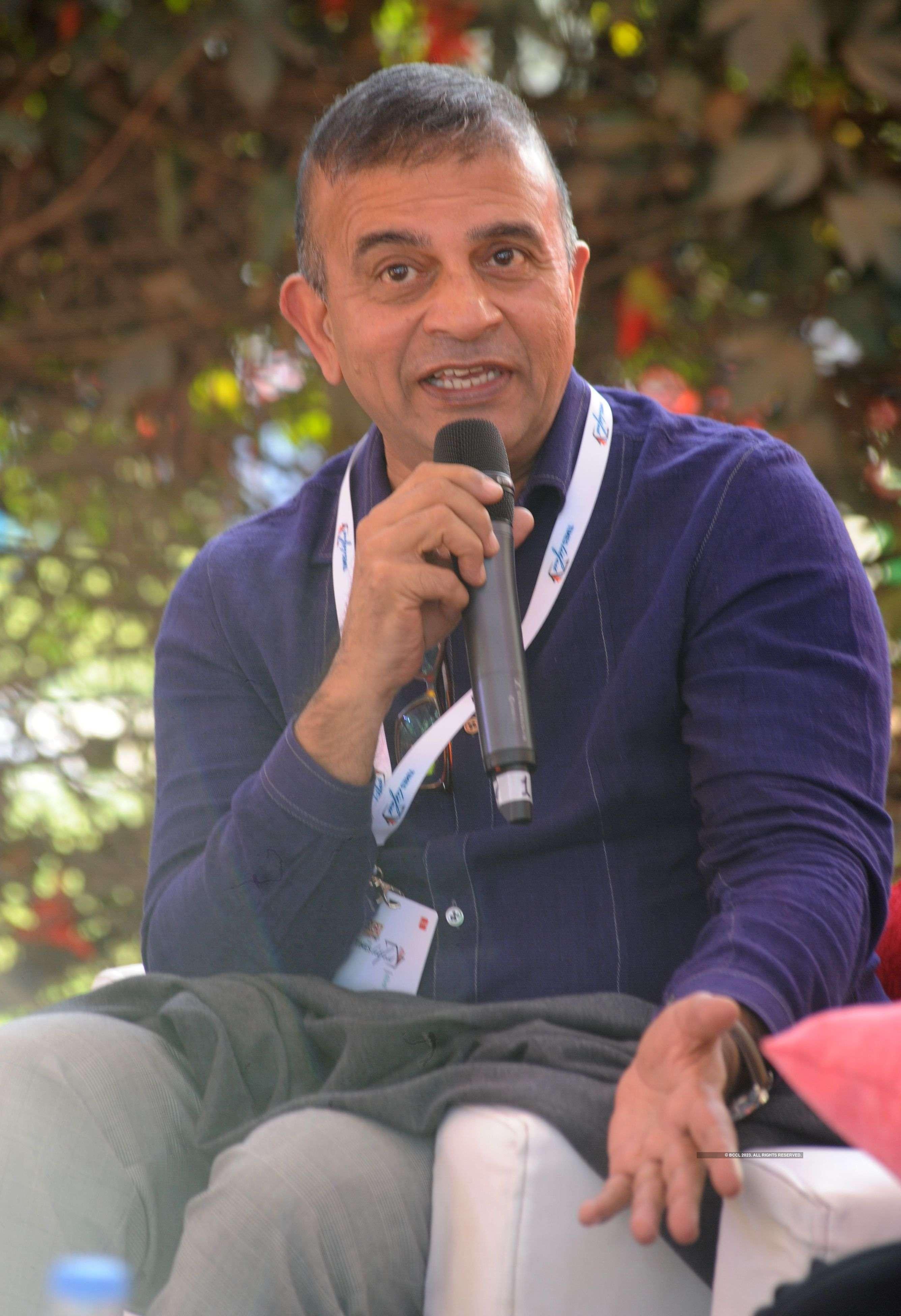 Times LitFest Bangalore 2018