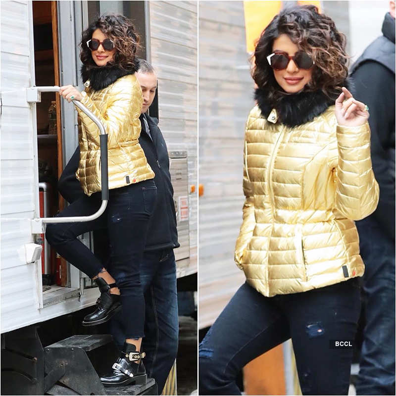Priyanka Chopra is stealing our hearts with her stylish new hairdo
