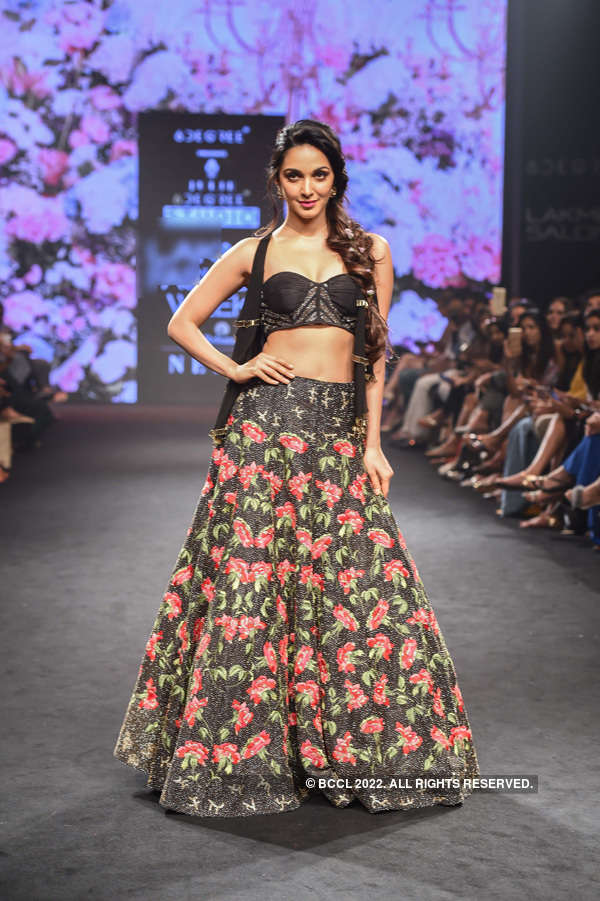 Fashion Week Mumbai '18: Day 5: Julie