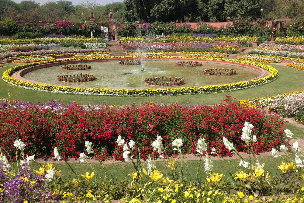 Image result for mughal gardens