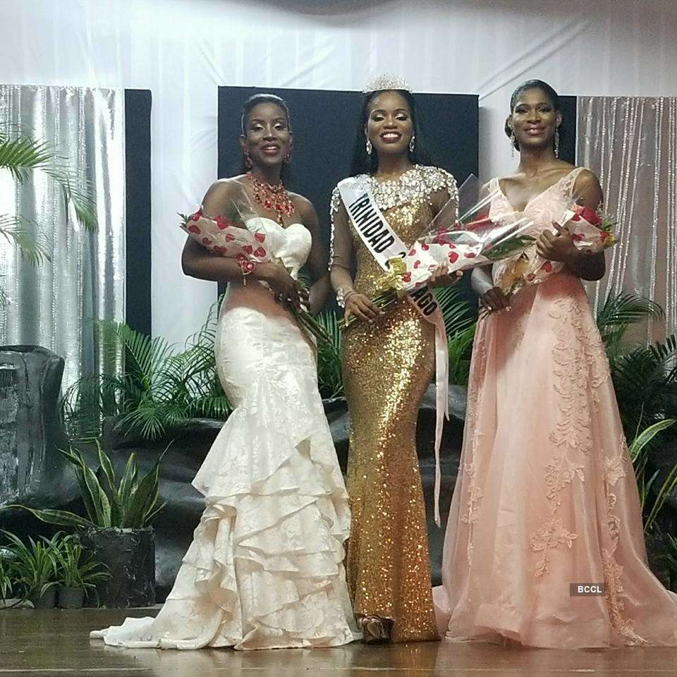 Meet Miss Trinidad and Tobago 2018