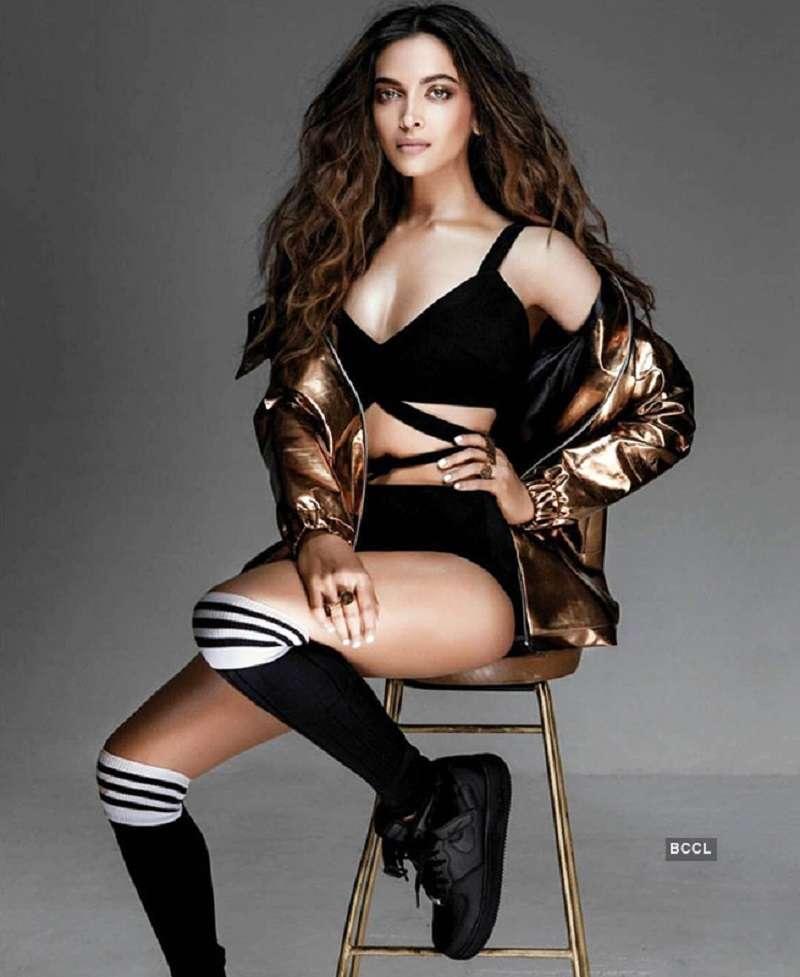 Deepika Padukone bold photo shoot
