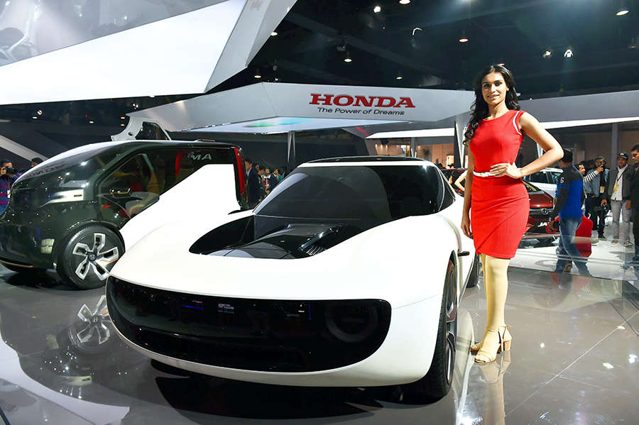Auto Expo 2018: Photos of spectacular vehicles set to hit the Indian roads