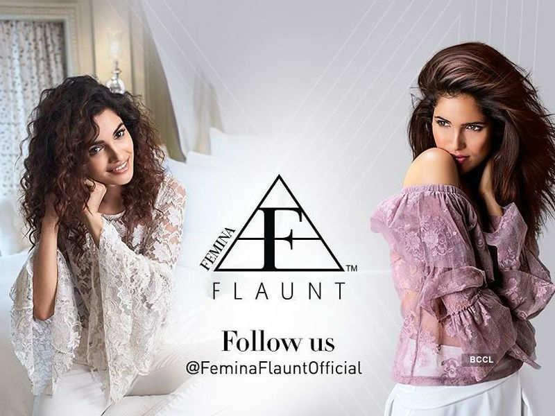 Vartika Singh endorses Femina Flaunt