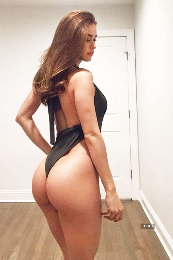 Meet the 'world's sexiest weather girl' Yanet Garcia