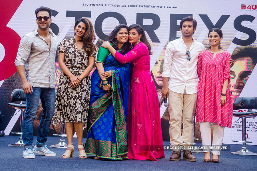 3 Storeys: Trailer launch