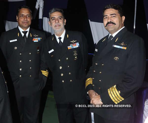 Coast Guard hosts a grand reception