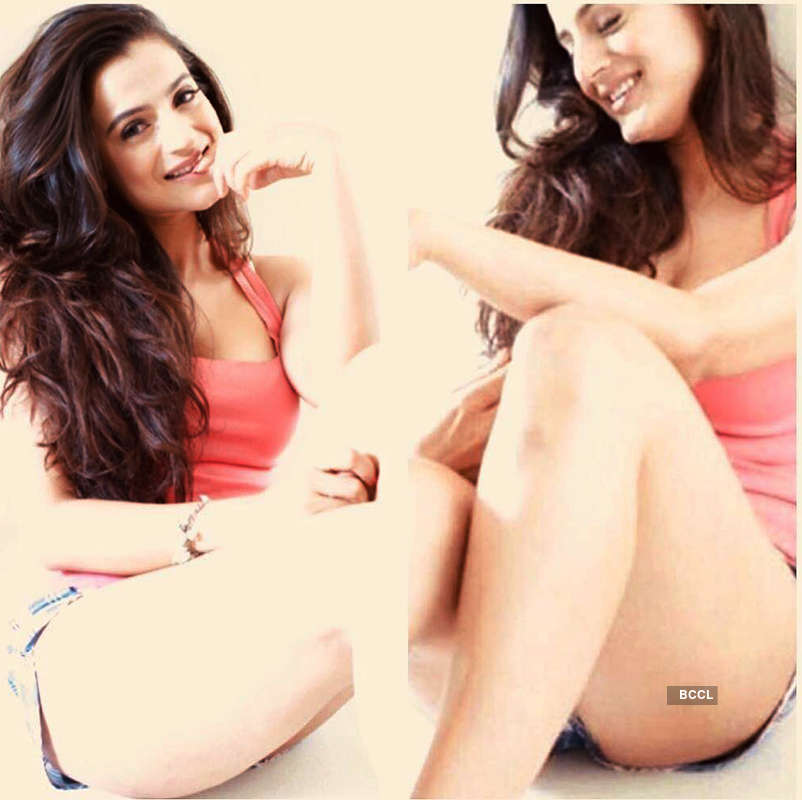 Ameesha's bold photoshoot pictures