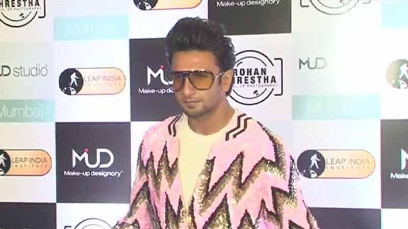 'Padmaavat' will always be a gem in my filmography, says Ranveer Singh