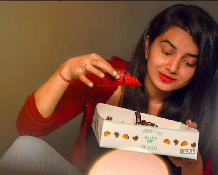 TV celebs and their chocolate confessions!
