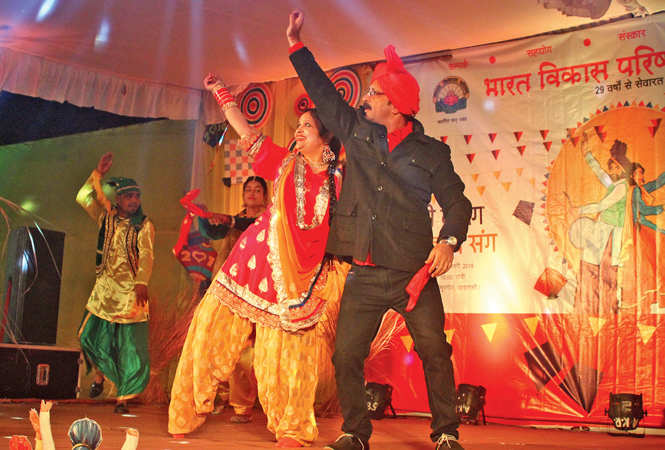 Preeti and Sanjeev Khemka  (BCCL/ Arvind Kumar)