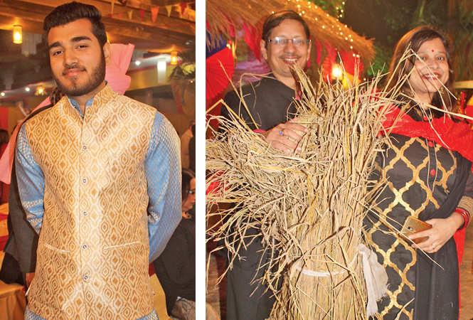 Srijan (R) Sumit and Gauri (BCCL/ Arvind Kumar)