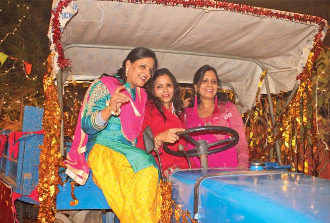 (L-R) Sulekha, Rashmi & Supriya  (BCCL/ Arvind Kumar)