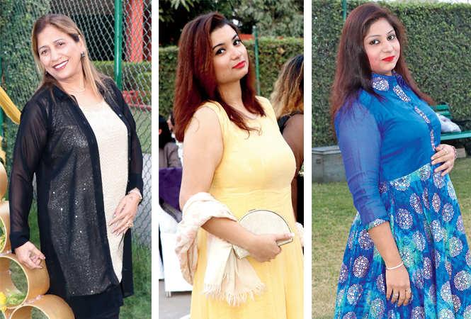 (L-R) Bharati Rawatani, Bhawana Srivastav and Dimple Jadwani BCCL/  Unmesh Pandey)